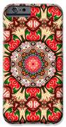 Rose Marie IPhone Case by Wendy J St Christopher