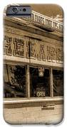 Rudy The Barber IPhone Case by Joan Carroll