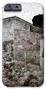 Ruins Of An Abandoned Farm House IPhone Case by RicardMN Photography