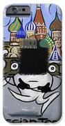 Russian Tooth IPhone Case by Anthony Falbo