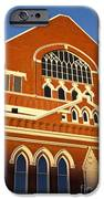 Ryman Auditorium IPhone Case by Brian Jannsen