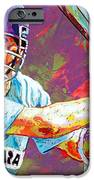 Sachin Tendulkar IPhone Case by Maria Arango