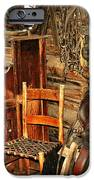 Saddle And Piano IPhone Case by Marty Koch