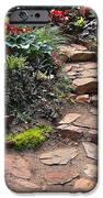 Sally's Garden IPhone Case by Nancy Harrison
