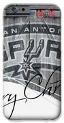 San Antonio Spurs IPhone Case by Joe Hamilton