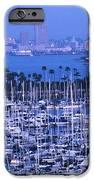 San Diego Twilight IPhone Case by Sandra Bronstein