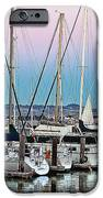 San Francisco Harbor At Pier 39 IPhone Case by Artist and Photographer Laura Wrede