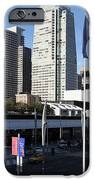 San Francisco Moscone Centerand And Skyline - 5d20504 IPhone Case by Wingsdomain Art and Photography
