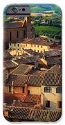 San Gimignano From Above IPhone 6s Case by Inge Johnsson