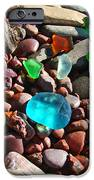Sea Glass Art Prints Beach Seaglass IPhone Case by Baslee Troutman