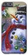 Seasons Greetings IPhone Case by Richard De Wolfe