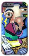 Self Portrait 101 IPhone Case by Anthony Falbo