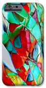 Shades Of Excitement IPhone Case by Marcia Lee Jones