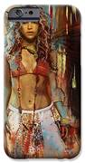 Shakira  IPhone Case by Corporate Art Task Force