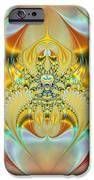Sleeping Genie IPhone Case by Ian Mitchell