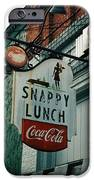 Snappy's IPhone Case by Steve Godleski