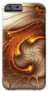 Souls Of The Dragons IPhone Case by Anastasiya Malakhova
