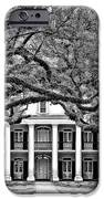 Southern Class Monochrome IPhone Case by Steve Harrington