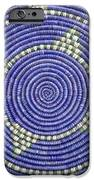 Southwestern Basket Detail IPhone Case by Carol Leigh