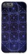 Space Time Sine Cosine And Tangent Waves IPhone Case by Jason Padgett