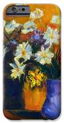 Spring Flowers In A Vase IPhone Case by Patricia Awapara