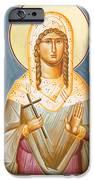 St Julia Of Carthage IPhone Case by Julia Bridget Hayes