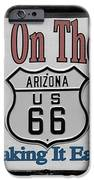 Standin' On A Corner In Winslow Arizona IPhone Case by Christine Till