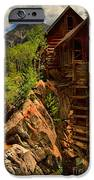 Standing Tall In Crystal IPhone Case by Adam Jewell
