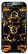 Steampunk - Electrical - The Power Meter IPhone Case by Mike Savad