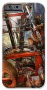 Steampunk - My Transportation Device IPhone Case by Mike Savad