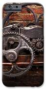 Steampunk - No 10 IPhone Case by Mike Savad