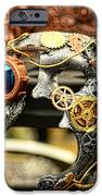 Steampunk - The Mask IPhone Case by Paul Ward