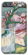 Still Life    A Flowering Almond Branch IPhone Case by Vincent Van Gogh