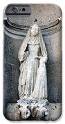 Stone Nun IPhone Case by Olivier Le Queinec