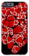 Stoned In Love IPhone Case by Barbara Chichester