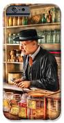 Store - In The General Store IPhone Case by Mike Savad