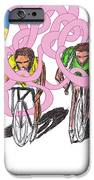 Storm Rider-me Vs Me By Will A.k IPhone Case by Willhemus Ardylles