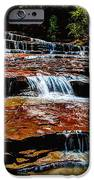 Subway Falls IPhone Case by Chad Dutson