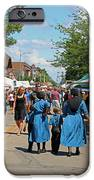 Summer Festival In Berne Indiana IPhone Case by Suzanne Gaff