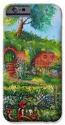 Summer In The Shire IPhone Case by Joe  Gilronan