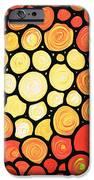 Sunburst IPhone Case by Sharon Cummings