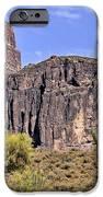 Superstition Wilderness Arizona IPhone Case by Christine Till