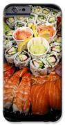 Sushi Tray IPhone Case by Elena Elisseeva