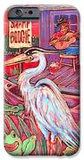 Swamp Boogie IPhone Case by Robert Ponzio