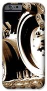 Tank Tracks IPhone Case by Olivier Le Queinec