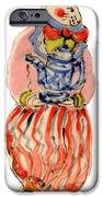 Teapot Rabbit IPhone Case by Melissa Sarat