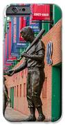 Teddy Ballgame IPhone Case by Mike Ste Marie