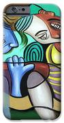 Tender Moments IPhone Case by Anthony Falbo