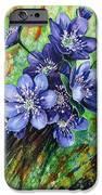 Tenderness Of Spring IPhone Case by Zaira Dzhaubaeva