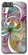 Tendrils 09 IPhone Case by Amanda Moore